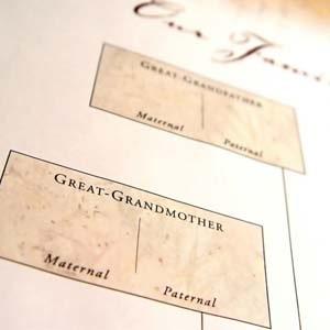 qué es un árbol genealógico