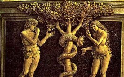 árbol genealógico adán y eva